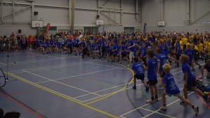 Opening Ceremony School Games Summer 2019