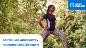 Latest Active Lives Report